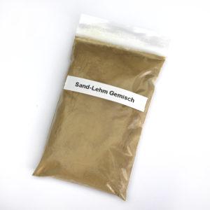 Sand-Lehm Gemisch